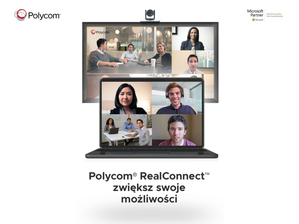 Polycom - Microsoft Partner