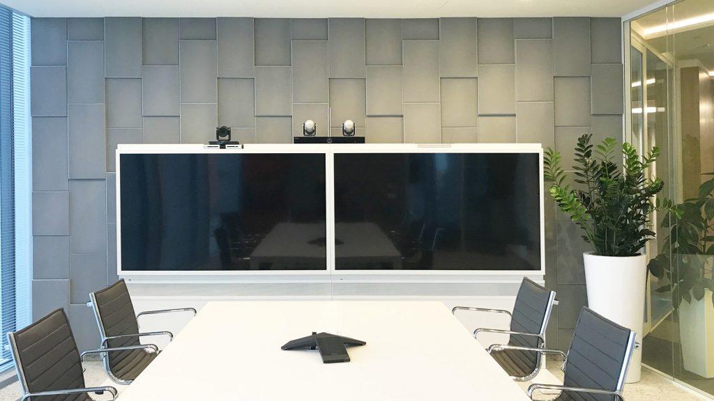 Inteligentna sala wideokonferencyjna, VisionCube, Polycom